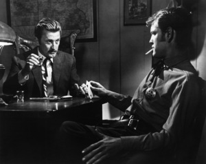 """""""Gunfight at the O.K. Corral""""Kirk Douglas, Earl Holliman1957 Paramount Pictures - Image 9122_0004"""