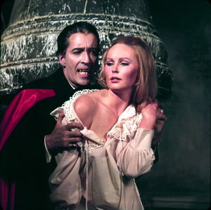 """Dracula Has Risen from the Grave""Christopher LeeWarner Brothers 1968**I.V. - Image 9128_0003"