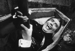 """""""Dracula Has Risen From The Grave""""Christopher Lee1968 Hammer/ Warner - Image 9128_2"""