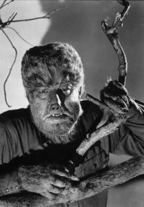 """The Wolfman""Lon Chaney Jr.1940 Universal**I.V. - Image 9131_0004"