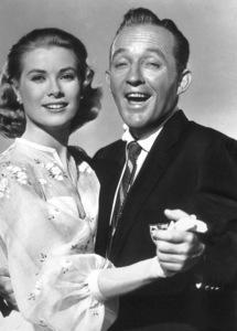 """High Society""Grace Kelly and Bing Crosby1956 MGM**I.V. - Image 9137_0016"