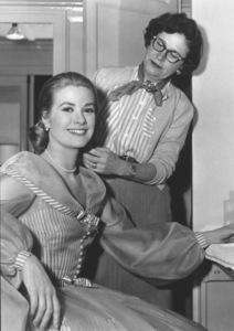 """High Society"" Grace Kelly behind the Scenes1956 MGM**I.V. - Image 9137_0018"
