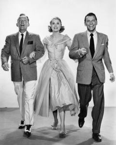 "Bing Crosby, Grace Kelly and Frank Sinatra in ""High Society"" 1956 MGM ** I.V."
