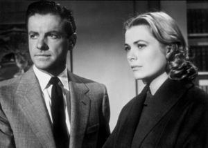 """Dial M For Murder,""Robert Cummings and Grace Kelly.1954 Warner Bros - Image 9138_0001"