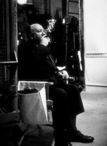 """Dial M For Murder,""Director Alfred Hitchcock.1954 Warner Bros © 1978 Sanford Roth/AMPAS - Image 9138_0011"