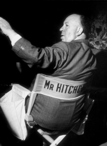 """Dial M For Murder,""Alfred Hitchcock directing.1954 Warner Bros © 1978 Sanford Roth/AMPAS - Image 9138_0019"