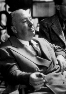 """Dial M For Murder,""Director Alfred Hitchcock.1954 Warner Bros © 1978 Sanford Roth/AMPAS - Image 9138_0020"