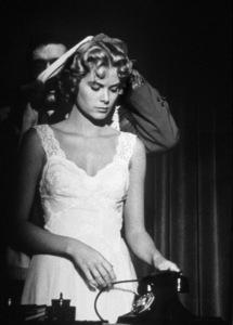 """Dial M for Murder""Grace Kelly, Anthony Dawson1954 Warner Bros.© 1978 Sanford Roth / A.M.P.A.S. - Image 9138_0036"