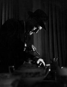 """Dial M for Murder""John Williams1954 © 1978 Sanford Roth / AMPAS - Image 9138_0056"