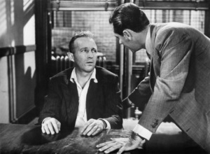 """Bing Crosby and William Holden in """"The Country Girl""""1954 Paramount** I.V. - Image 9139_0011"""