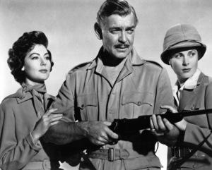 Ava Gardner, Clark Gable, Grace KellyMogambo (1953) 0046085 - Image 9140_0003