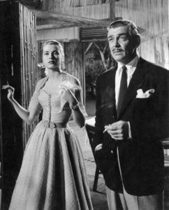 Grace Kelly, Clark GableMogambo (1953)0046085**I.V. - Image 9140_0007
