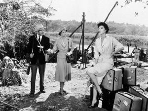 """""""Mogambo""""Donald Sinden, Grace Kelly, Ava Gardner1953 MGM - Image 9140_0008"""
