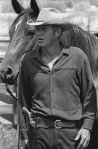 """""""Nevada Smith""""Steve McQueen1966 Paramount Pictures © 1978 Chester Maydole - Image 9149_0020"""