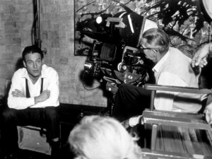 """""""A New Kind Of Love,""""Paul Newman on the set.1963 Paramount - Image 9150_0001"""