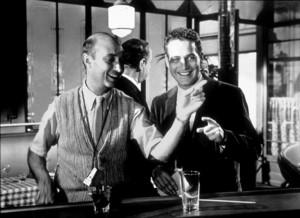 """""""A New Kind Of Love,""""Paul Newman with Producer/ DirectorMelville Shavelson on the set.1963 Paramount - Image 9150_0003"""