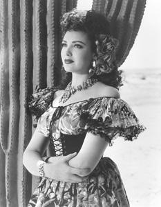 """My Darling Clementine""Linda Darnell © 1946 20th Century Fox**R.C. - Image 9152_0002"