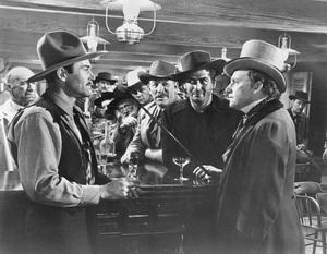 """My Darling Clementine""Henry Fonda, Ward Bond, Victor Mature © 1946 20th Century Fox**R.C. - Image 9152_0004"