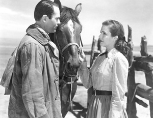 """""""My Darling Clementine""""Tim Holt, Cathy Downs © 1946 20th Century Fox**R.C. - Image 9152_0005"""