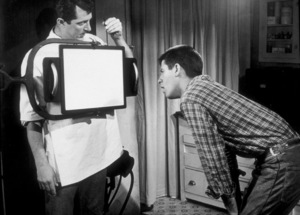 """""""Living It Up,""""Dean Martin & Jerry Lewis.1959 Paramount - Image 9154_0028"""