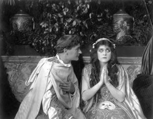 """Romeo and Juliet"" Harry Hillard, Theda Bara1916 Fox Film  (Silent Film)**I.V. - Image 9158_0001"