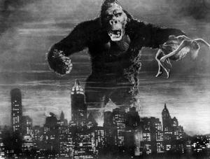 """King Kong""1933 RKO**I.V. - Image 9162_0010"
