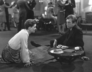 """""""Now, Voyager""""Claude Rains, Bette Davis1942 Warner Brothers**I.V. - Image 9162_0023"""