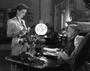 """""""Now, Voyager""""Gladys Cooper, Bette Davis1942 Warner Brothers**I.V. - Image 9162_0024"""