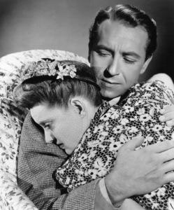 """""""Now, Voyager""""Paul Henried, Bette Davis1942 Warner Brothers**I.V. - Image 9162_0032"""