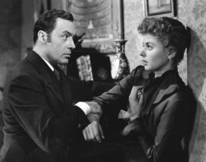 """Gaslight""Charles Boyer & Ingrid Bergman1944 MGM**I.V. - Image 9165_0021"