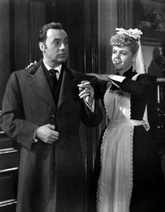 """Gaslight""Charles Boyer & Angela Lansbury1944 MGM**I.V. - Image 9165_0026"