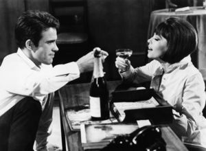 """Promise Her Anything"" Leslie Caron, Warren Beatty 1965 Paramount Pictures - Image 9168_0011"