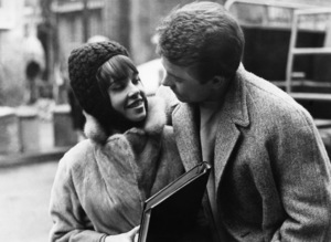 """""""Promise Her Anything"""" Leslie Caron, Warren Beatty 1965 Paramount Pictures - Image 9168_0015"""