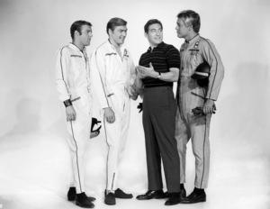 """Red Line 7000""James Caan, John Robert Crawford, Norman Alden, James Ward1965 Paramount Pictures - Image 9171_0007"