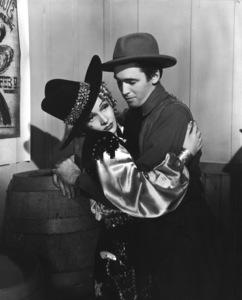 """Destry Rides Again""Marlene Dietrich, James Stewart1939 Universal Pictures** I.V. - Image 9175_0006"