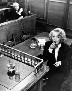 """""""Witness For The Prosecution""""Marlene Dietrich1957 United Artists / MPTV - Image 9178_0002"""