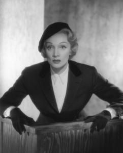 """Witness for the Prosecution""Marlene Dietrich1957 United Artists**I.V. - Image 9178_0017"