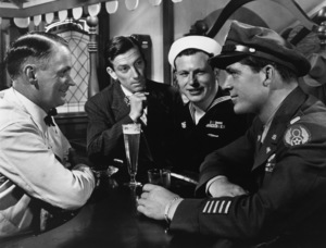 """""""The Best Years of Our Lives""""Hoagy Carmichael, Harold Russell, Dana Andrews1946 The Samuel Goldwyn Company** R.C. - Image 9199_0004"""
