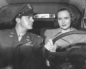 """The Best Years of Our Lives""Dana Andrews, Teresa Wright1946 Samuel Goldwyn Company ** I.V. - Image 9199_0016"