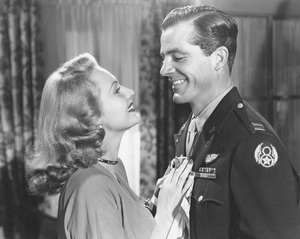 """""""The Best Years of Our Lives""""Virginia Mayo, Dana Andrews1946 Samuel Goldwyn Company ** I.V. - Image 9199_0020"""