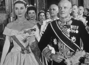 """Roman Holiday"" Audrey Hepburn1953 Paramount - Image 9202_0002"
