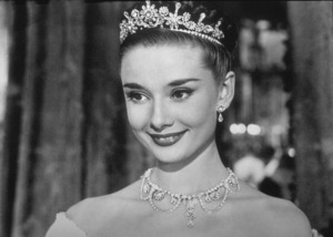 """Roman Holiday"" Audrey Hepburn1953 - Image 9202_0008"