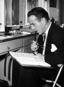 """The Enforcer""Humphrey Bogart1950 Warner Bros.Photo by ""Graybill""MPTV - Image 9214_0001"