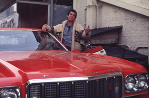"""Starsky and Hutch""Paul Michael Glaser1976 **H.L. - Image 9220_0298"