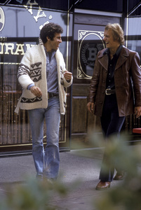 """Starsky and Hutch""Paul Michael Glaser & David Soul1976 **H.L. - Image 9220_0312"