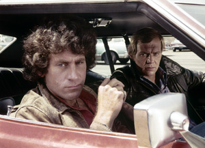 """Starsky and Hutch""Paul Michael Glaser, David Soul1975**H.L. - Image 9220_0316"