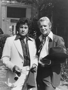 """Starsky and Hutch""Paul Michael Glaser1976 **H.L. - Image 9220_0317"