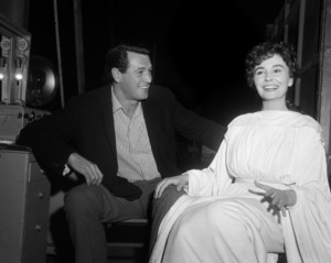 """Elmer Gantry""Rock Hudson, Jean Simmons1960 United Artists** I.V. - Image 9222_0013"