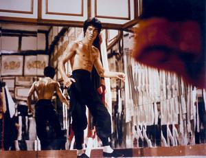 """""""Enter the Dragon"""" Bruce Lee 1973 Warner Brothers - Image 9226_0001"""