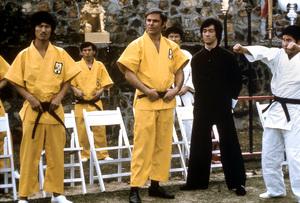 """""""Enter the Dragon""""Bruce Lee, John Saxon1973 Warner Brothers** I.V. - Image 9226_0008"""